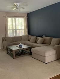 Sectional 5 Piece Couch Odenton