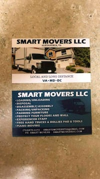 Moving and delivery  Linthicum Heights, 21090