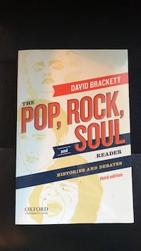 The Pop, Rock, and Soul Reader (UofA)