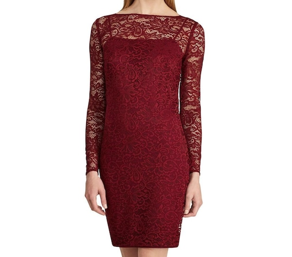 NWT Chaps Ralph Lauren Lace cocktail party dresses