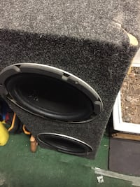 """2 10"""" subs for sale Toronto, M3N 2T2"""
