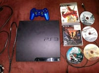 Ps3 one controller 6games 561 mi