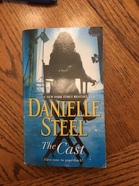 The Cast by Danielle Steel Toronto, M6G