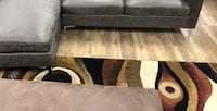 """Overstock Brand New 89"""" Gray Polished Microfiber Modern Sectional PARKER"""