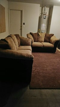 Couch and loveseat Chandler