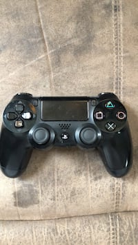 black Sony PS4 game controller Fall River, 02723