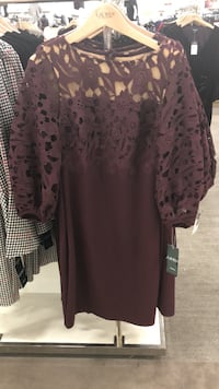 black and red floral long sleeve shirt Miami, 33144