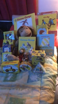 Curious George collection Glen Burnie, 21061