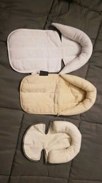 Baby head holder for carseat Toronto, M1J 3N4