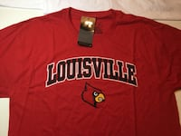 Louisville Cardinals Banner Shirt Little Rock