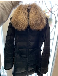 Danier Leather winter coat  Toronto, M9L 2G2