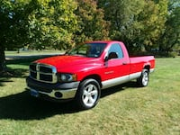 2002 Dodge Ram 1500 Pickup Round Hill