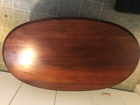 """Beautiful solid wood coffee table. Looking for $100 or best offer. The worst I can say is NO,  it is 44"""" long. Cash and carry   Tyngsboro, 01879"""