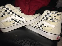 Checkered Flame Vans Kelowna, V4T 2P1