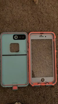 iPhone 8plus case lifeproof North Chesterfield, 23234