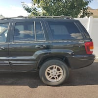 1999 Jeep Grand Cherokee Limited, V8, 4dr Washington