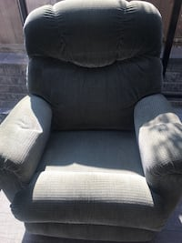 Super comfy recliner chair White Rock