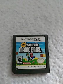 Nintendo DS Video Games(2)