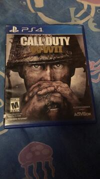 PS4 Call of Duty WWII case Omaha, 68108