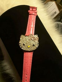 NEW!Hello Kitty for Real Watch NEW 25$ WOW 7/13 Ladson, 29456