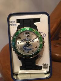 Official Vancouver Canucks licensed watch (brand n