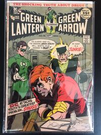 Green Lantern 85 (Classic Drug Issue - Key Comic Book) Mississauga, L5B 0H3