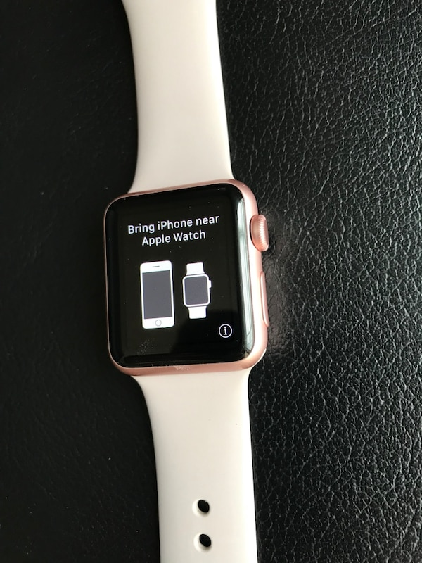 best authentic c2900 a5693 *** Rose Gold Apple Watch Series 1 / 38mm - EXCELLENT Condition ***