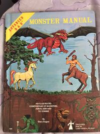 Dungeons & Dragons Monster Manual  Vaughan, L4L 1A6