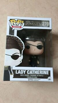Pop! Movies Pride Prejudice Zombies Figure 270 Chester