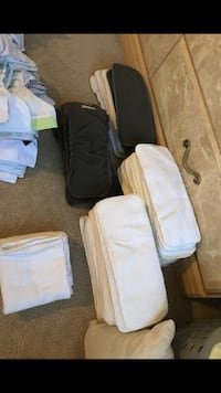 Cloth diaper lot with Inserts North Las Vegas, 89081