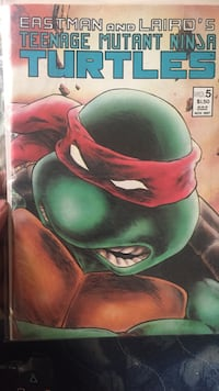 TMNT comic book Desert Hot Springs, 92240