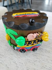 Never used jewelry box from Colombia