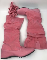 Womens girls Pink Rain Boots SIZE 6 Uggs Style BRAND NEW $10 Henderson, 89012