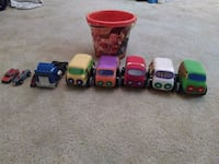 Kids car and toy bin ( home is pet free and smoke free) Rockville