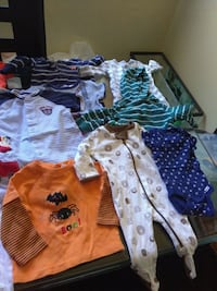 toddler's assorted clothes Los Angeles, 90044