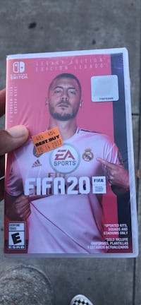 FIFA 2020 Nintendo Switch  Baldwin