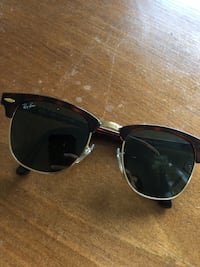 Brand new club master ray bans  36 km
