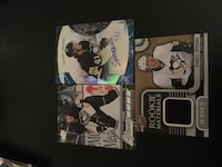 two football player trading cards Calgary, T2L