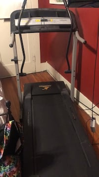 Treadmill collecting dust. Have lost over 100 pounds on this. Perfect   Denison, 75021