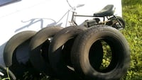 4 almost new goodyear tires  Lakeland, 33803