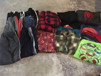 Size 5 assorted winter boys clothes  Port Colborne, L3K 1H2