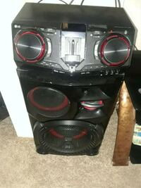 5000 watt LG DJ surround party bluetooth system Rockville, 20850