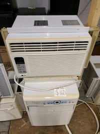 LG 8k Btu air-conditioner