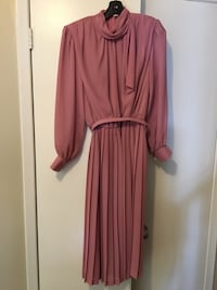 Ladies D'Allaird's dress, polyester, size 10 with tag - $20 Mississauga, L5L 5P5