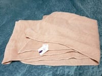 Brand New Cream Rayon Scarf Bowie, 20715