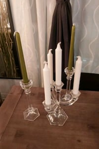 Candle holders - OBO