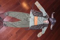 HICCUP HOW TO TRAIN YOUR DRAGON COSTUME SIZE 4 AJAX