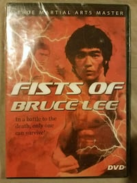 Fists of Bruce Lee (DVD)