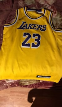 LeBron LA Lakers jersey youth medium never worn Calgary, T1Y 1J7