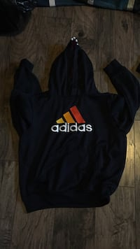 black and yellow Adidas pullover hoodie Kitchener, N2A